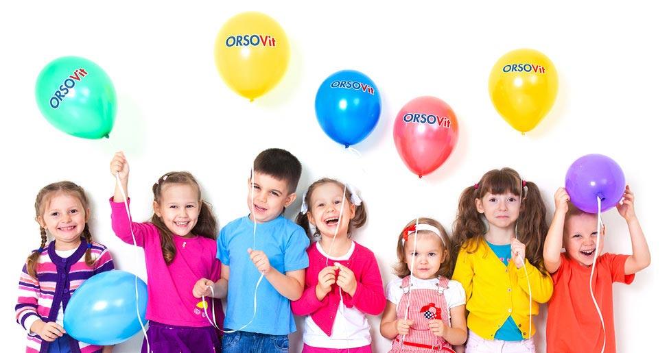 Giochi educazione alimentare bambini festa palloncini