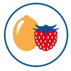 Vitamine gommose bambini buone gusto frutta