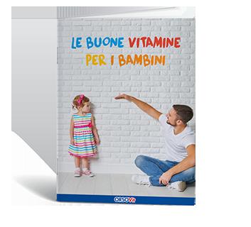 Guida spiegare vitamine bambini